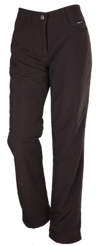 High Peak Damen Thermo Trousers Rexburg, black, EU 40, M, 220426110P