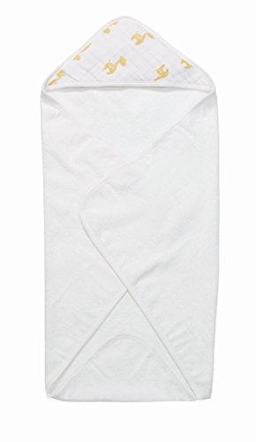 aden + anais Muslin Hooded Towel, Giraffe