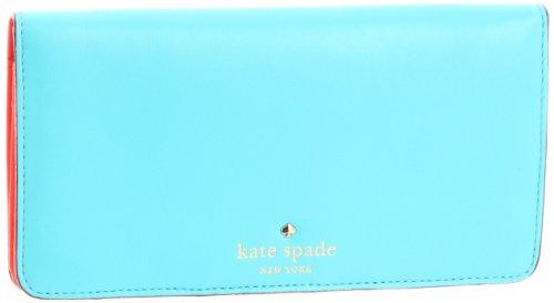 Kate Spade New York Brightspot Avenue Large Zip Travel Wallet