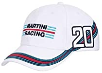 Genuine Porsche Martini Racing Baseball Cap Hat