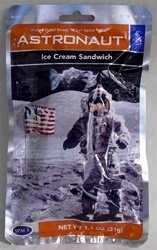 Backpackers Pantry Freeze Dried Ice Cream Sandwich