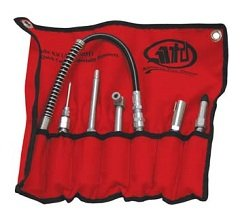 7 Piece Grease Accessory Kit
