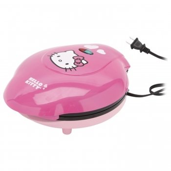 Hello Kitty Pancake Maker - Pink (App-61209) By Hello Kitty Toy