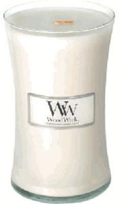 Vanilla Bean Woodwick Jar Candle - 22oz.