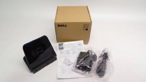 Dell Latitude ST Slate Tablet VDKTY Docking Station With Dell PA-1M10 65W Power Supply at Electronic-Readers.com