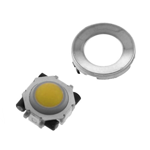 GTMax Yellow Replacement Trackball For BlackBerry Curve 8350i 8330 8320 8310 8300 Cell Phone