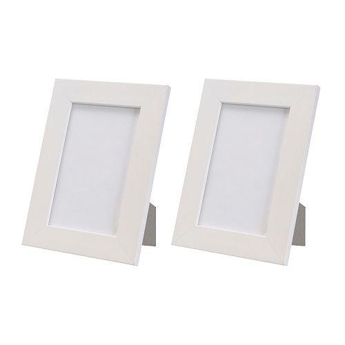 IKEA NYTTJA Frame 4x6 WHITE (Set of 2 Frames) - coconuas42