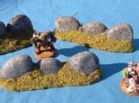 Round Rock Walls - Winter