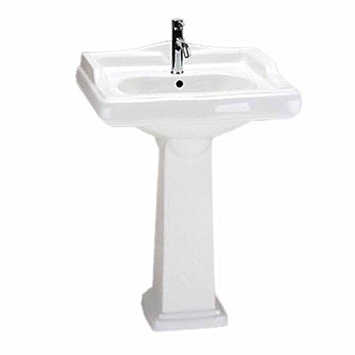 Pedestal Sink Medium White Grade A China