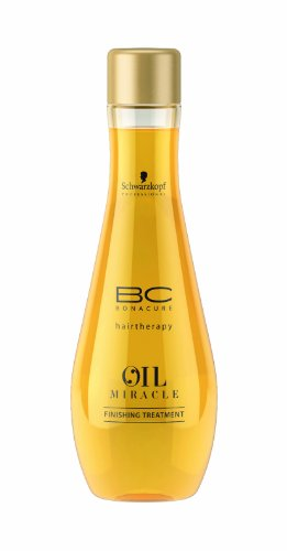 Schwarzkopf BC Bonacure Oil Miracle Finishing Treatment 100ml, 1er Pack (1 x 100 ml)