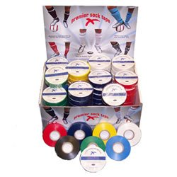 P.S.T Premier Sock Tape - 33 Meters (Size: 33 Meter Roll) (Colour: Blue)