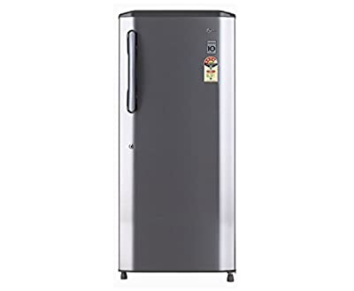 LG GL-B225BPZL Direct-cool Single-door Refrigerator (215 Ltrs, 4 Star Rating, )