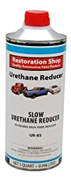 Restoration Shop SLOW URETHANE REDUCER Quart 85 DEG. &amp; UP TEMP RANGE