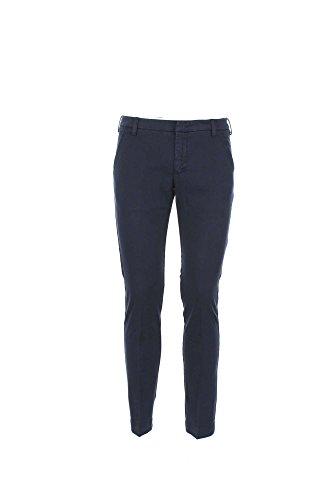 Entre Amis PP16/8201/292L17 Pantalone Uomo Blu 32