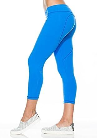 Amazon.com: Heart Butt Yoga Capris - Nina B. Roze - Sexy Capris-Yoga
