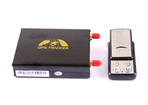 Coban Gps Tracker Gps 106B Quad Band Car Vehicle Gps Tracker Tk106B,Google Maps 2Sim Card Slot front-1011050
