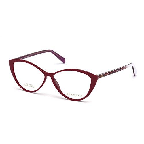 emilio-pucci-ep5058-081-occhiale-da-vista-viola-violet-eyeglasses-sehbrille-new
