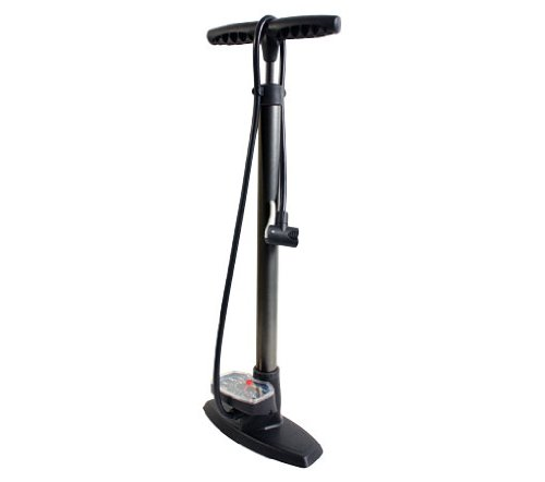 Serfas FP-35 Floor Pump, Black