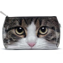 Cheapest Catseye Tabby Cat Cosmetic Wash Bag by Catseye - Free Shipping Available