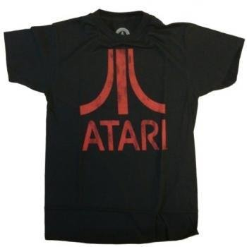Atari Mt. Fuji T-Shirt Black 2X-Large