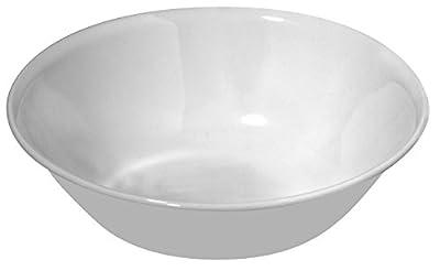 Corelle Winter Frost Serving Bowls White 1 Qt.