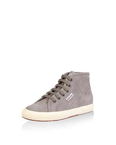 Superga Sneaker Alta [Sabbia]