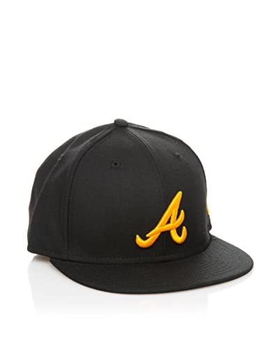 New Era Gorra Seasonal Basic Mlb Altbra Negro / Amarillo