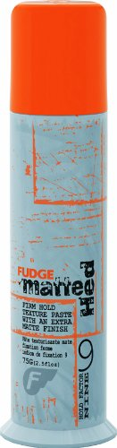 Fudge Matte Hed Firm Hold Texture Paste 75 g
