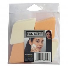 PANACHE Cosmetic Sponge, Makeup Beauty Blenders, Make-up, Personal Care, Tools & Accessories, Face, Facial Kit, Foundation.