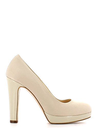 Grace shoes 4200 Decollete' Donna Beige 36