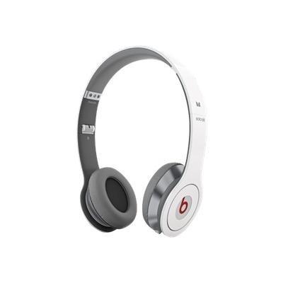 Beats Solo Hd High Definition On-Ear Headphones - White