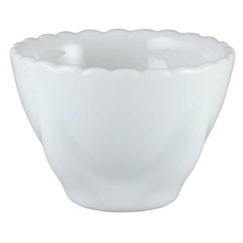 Vertex Av-Lc Ventana Collection 3 Oz. White Lotus Cup - 48 / Cs