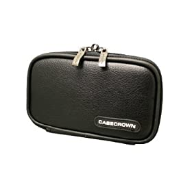 CaseCrown Double Memory Foam Case to Carry the Flip Ultra Camcorder 2nd Generation, 120 Minutes (Pink)