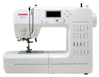 ジャノメ コンピュータミシン 「JP-310」