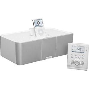 Chestnut Hill Sound George Audio Speaker System for iPod (White)