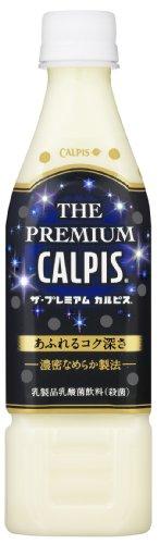 カルピス ザ・プレミアムカルピス 470mlペット×24本