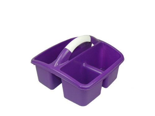 Romanoff Deluxe Small Utility Caddy, Purple (Cleaning Container compare prices)