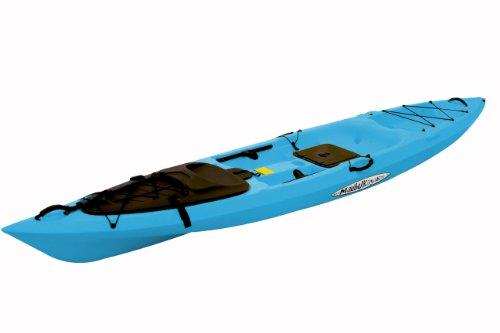 Malibu Kayaks X-13 Fish and Dive Package Sit on Top Kayak, Blue