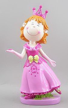 Pretty Pink Princess Piggy Bank (Money /coin) - 1