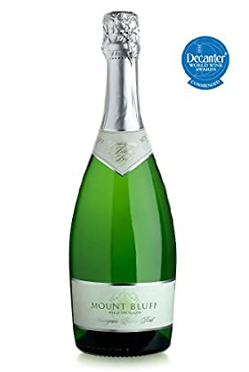 Mount Bluff Sparkling Sauvignon Blanc NV, New Zealand
