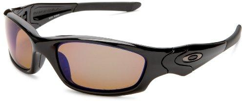 Oakley Men's Straight Jacket Fishing Polarized Sunglasses
