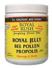YS Eco Bee Farms Royal Rush -- 5 oz