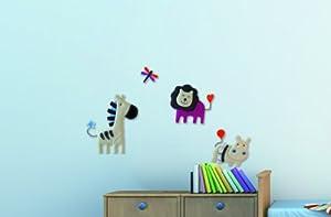 Baby to Love 360092 - Pegatinas de decoración, diseño Animales en BebeHogar.com