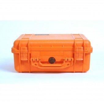 Peli 1450 Case with Foam - Orange Black Friday & Cyber Monday 2014