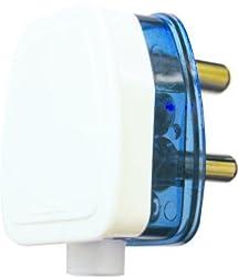 Lisha 16 Amp 3 Pin Unbreakable Plug top