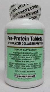 Pre-Protein Tablets 90 Ct. Bottle
