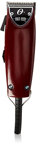 OSTER Fast Feed Adjustable Pivot Motor Clipper 76023-510 (Oster Red Guards compare prices)