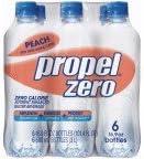 Propel Zero Peach Enhanced Water 169 oz