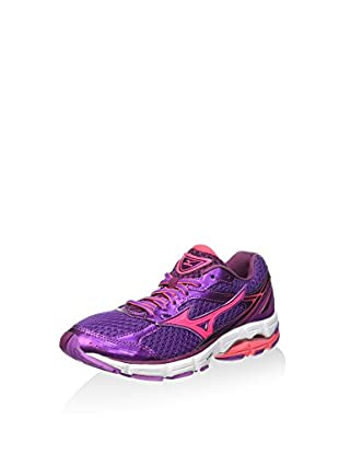 Mizuno Zapatillas de Running Wave Connect 3 Wos (Morado)