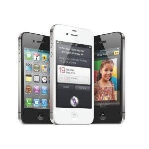 iPhone 4S 32GB White Unlocked